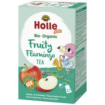 Organický čaj pre deti Plameniak od 3 rokov