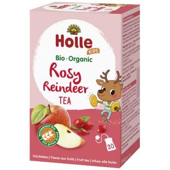 Organický čaj pre deti Ružový sob od 3 rokov